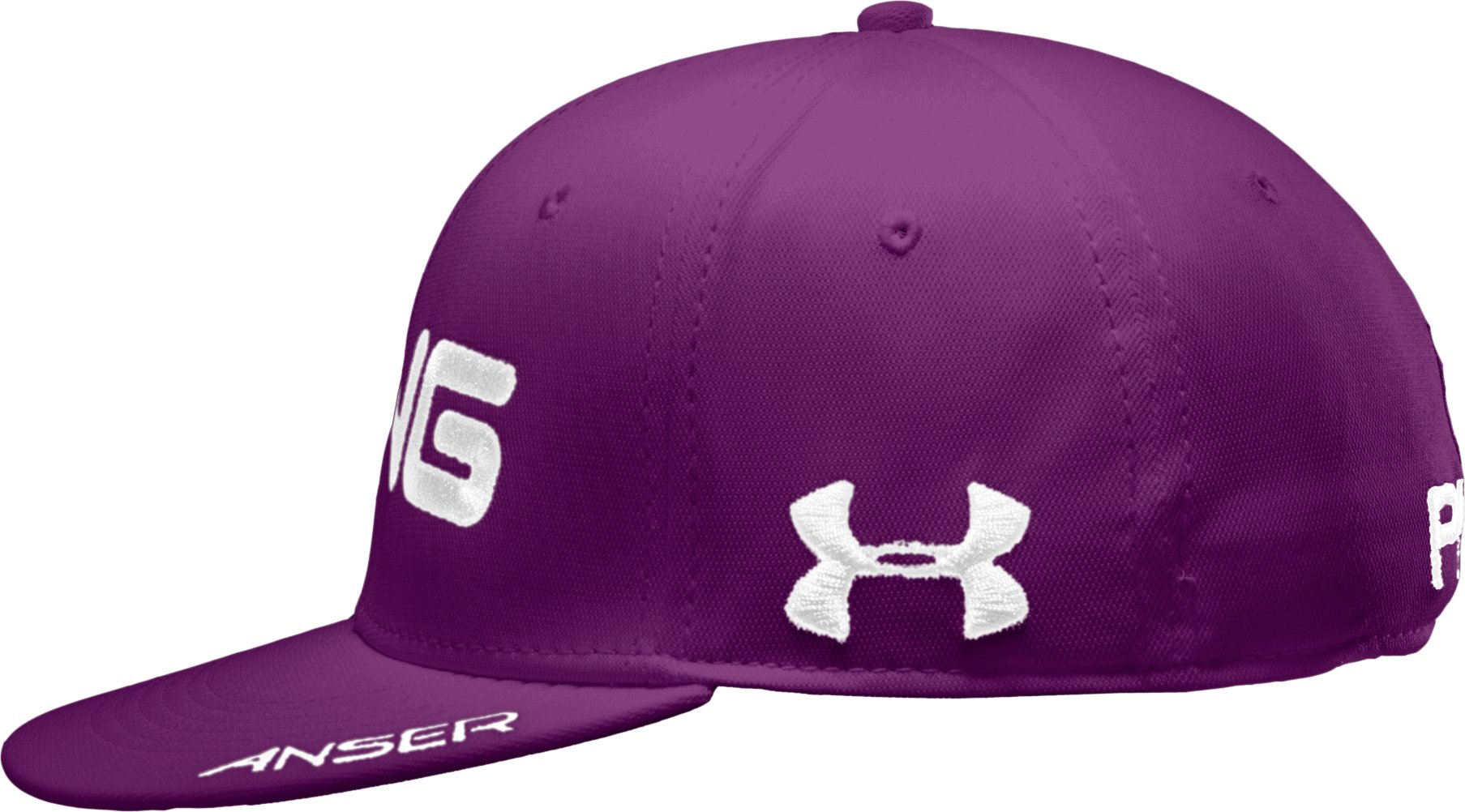 Men's UA HM PING Golf Cap, Cassis