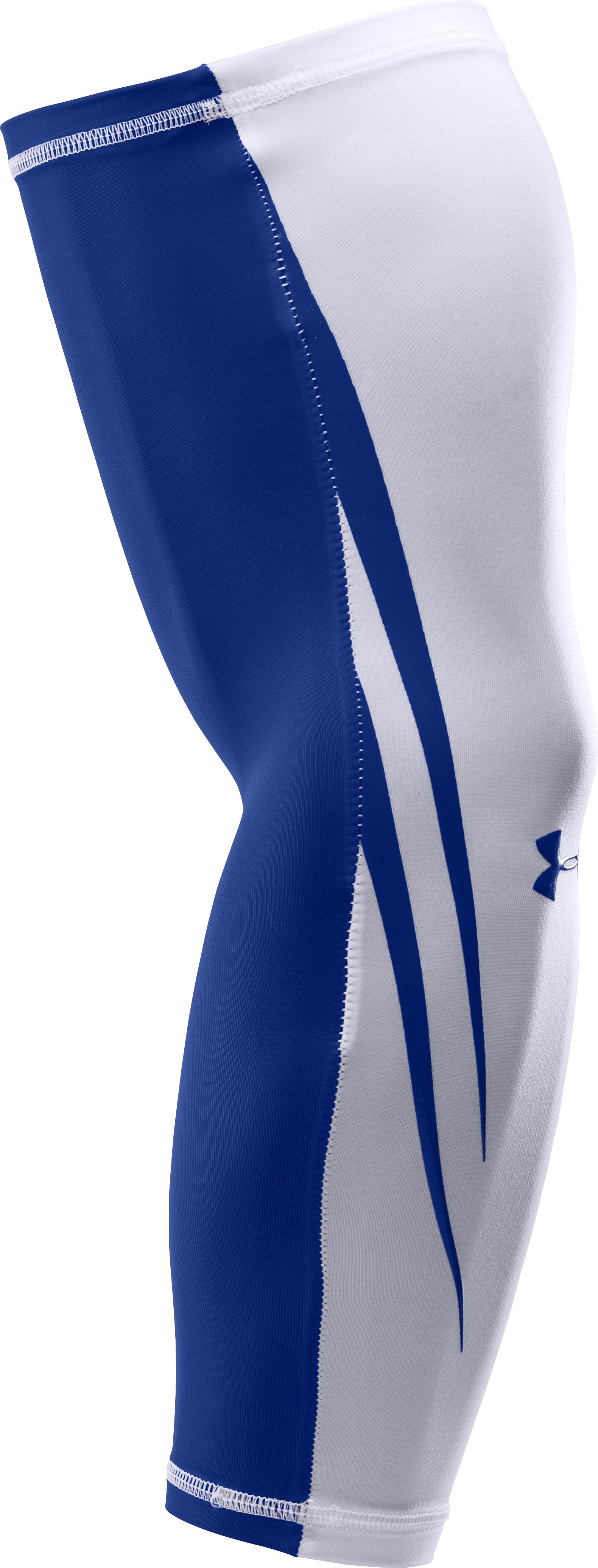 UA Team Shooter Sleeve, White