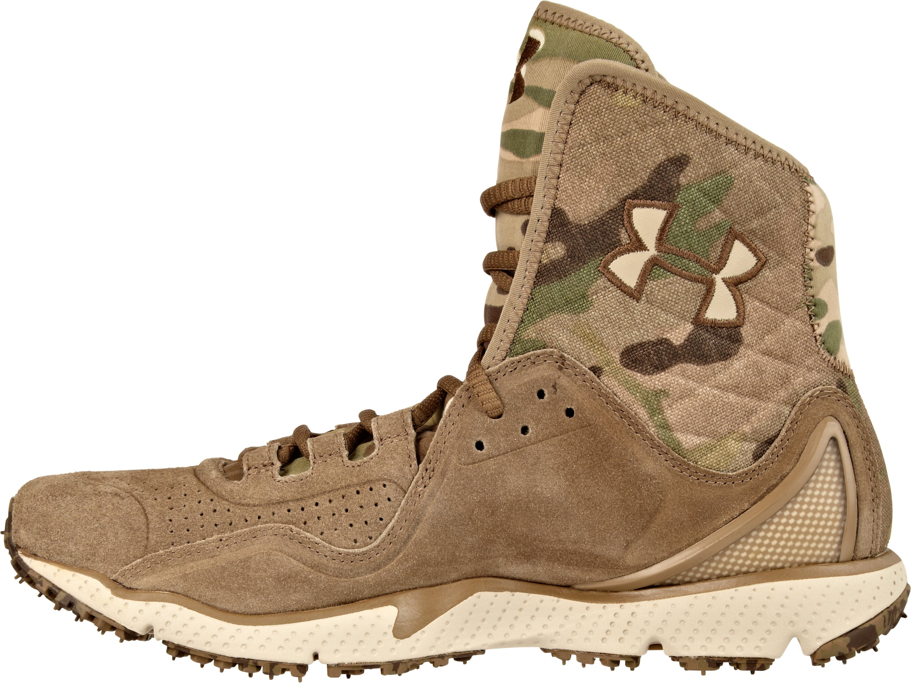 Men's UA OPS Tactical Training Shoes, Multicam