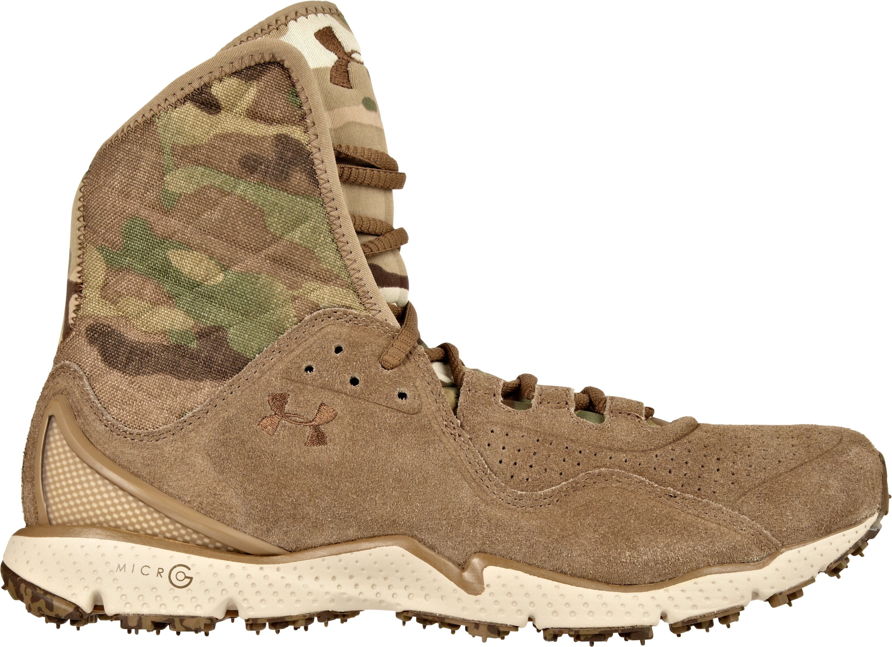 Men's UA OPS Tactical Training Shoes, Multicam, zoomed image