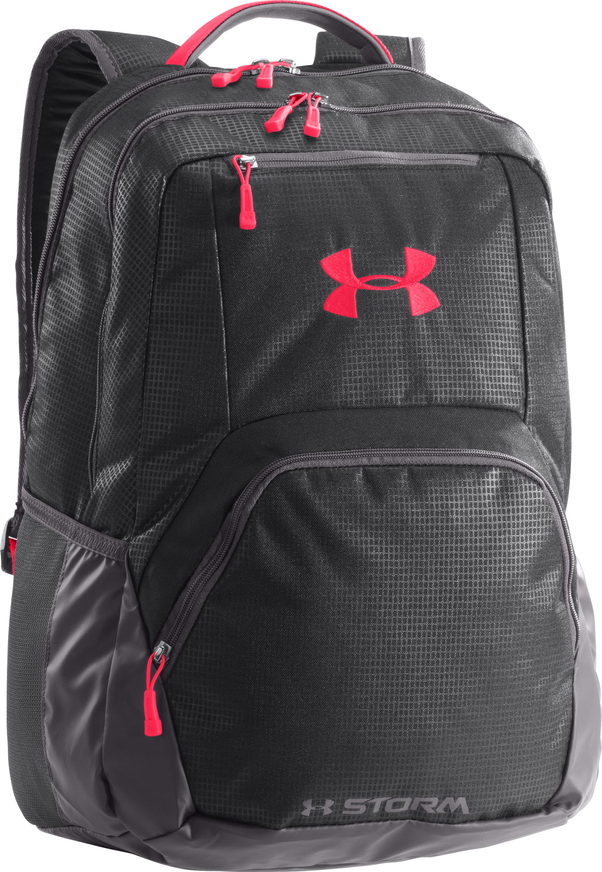 Women's UA Exeter Backpack, Black , zoomed image