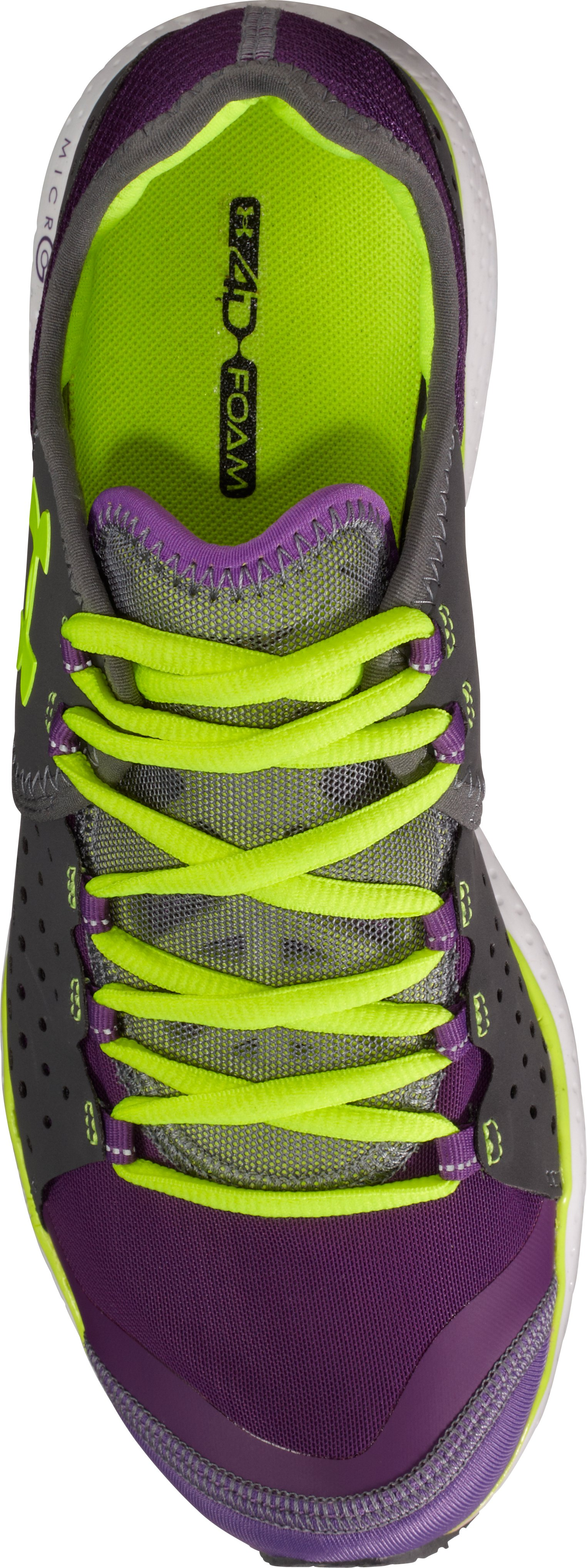 Women's UA Micro G® Mantis Running Shoes, Hendrix