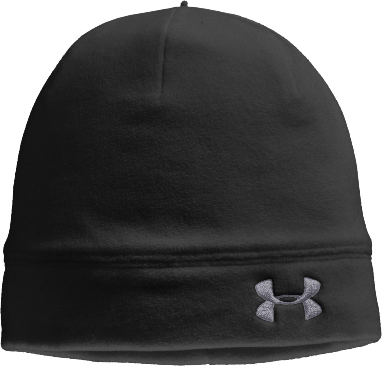 Women's ColdGear® Infrared UA Storm Beanie, Black