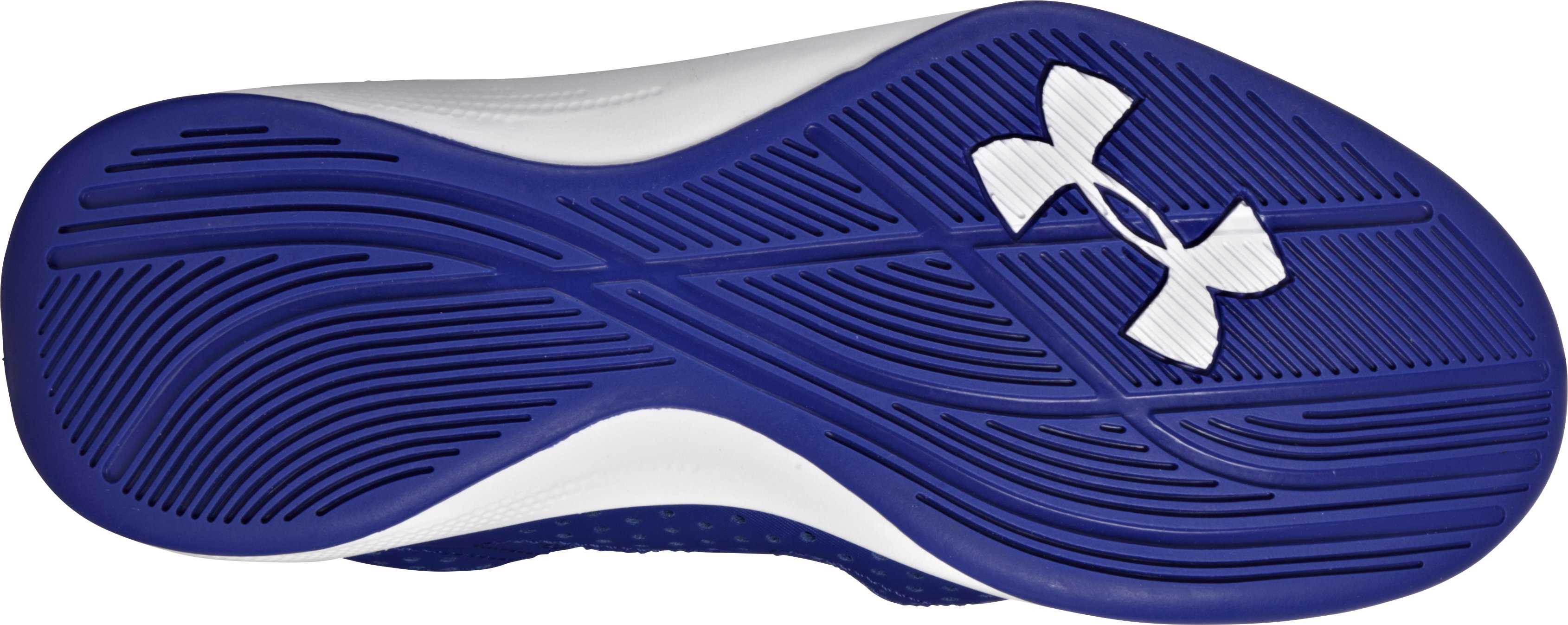 Boys' UA Torch 2 Basketball Shoes, Royal