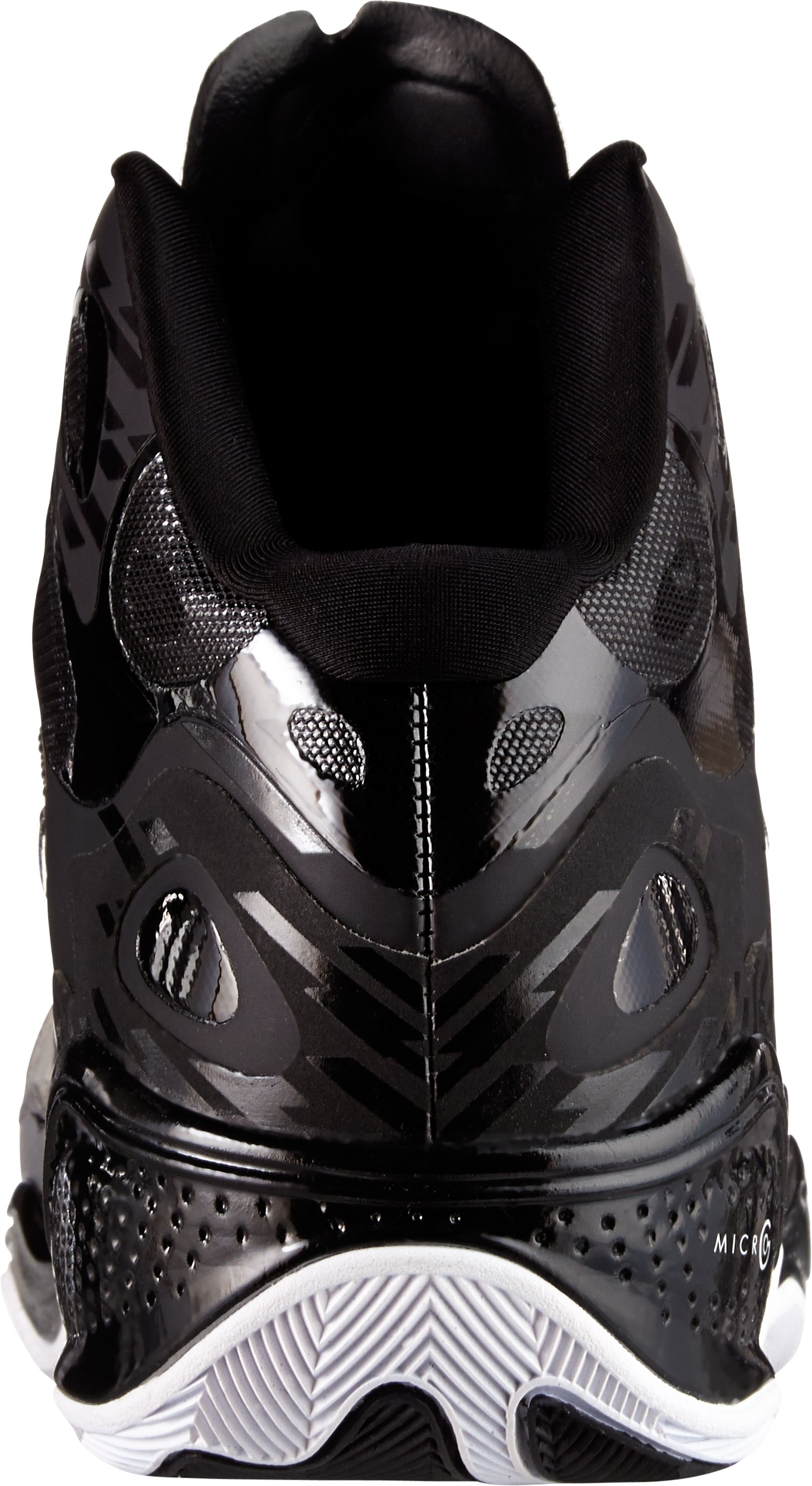 Men's UA Micro G® Anatomix Anomaly Basketball Shoes, Black