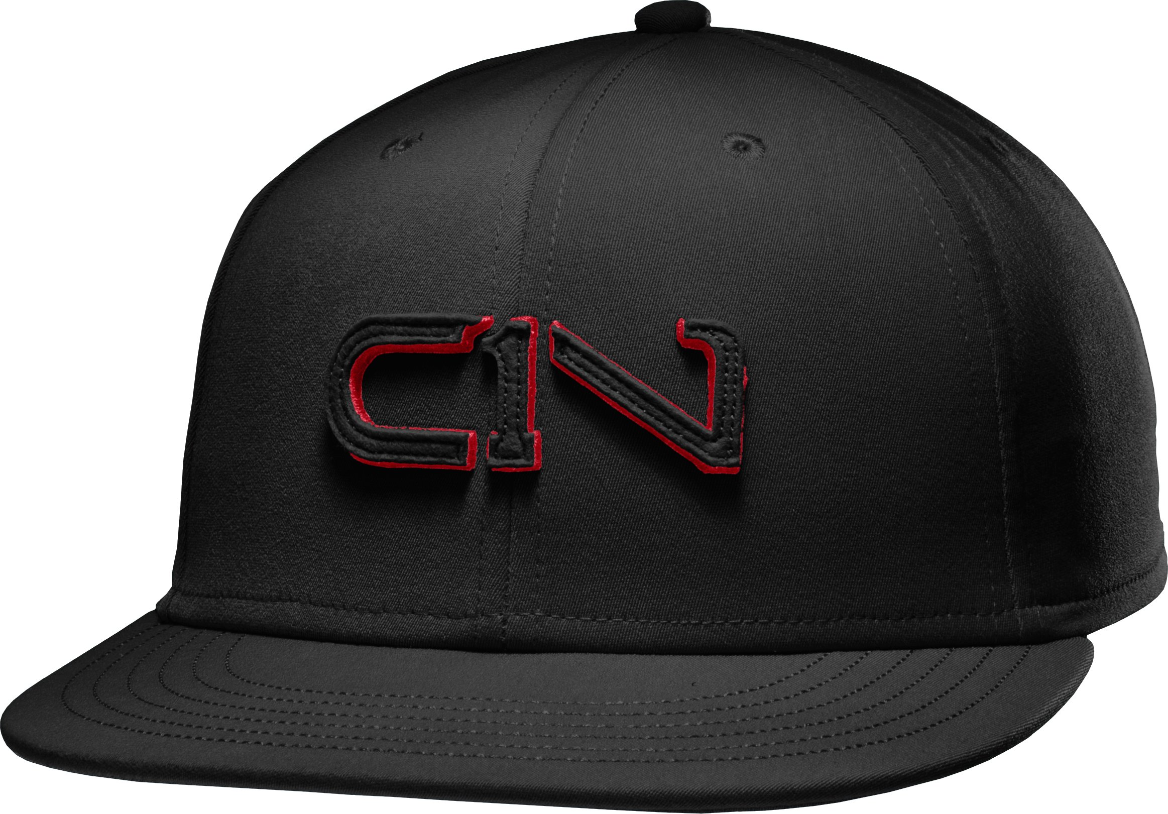 Men's C1N Snapback Cap, Black