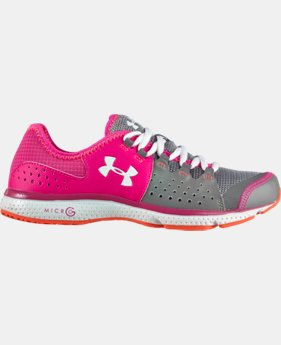 Girl's Grade School UA Micro G® Mantis Running Shoes