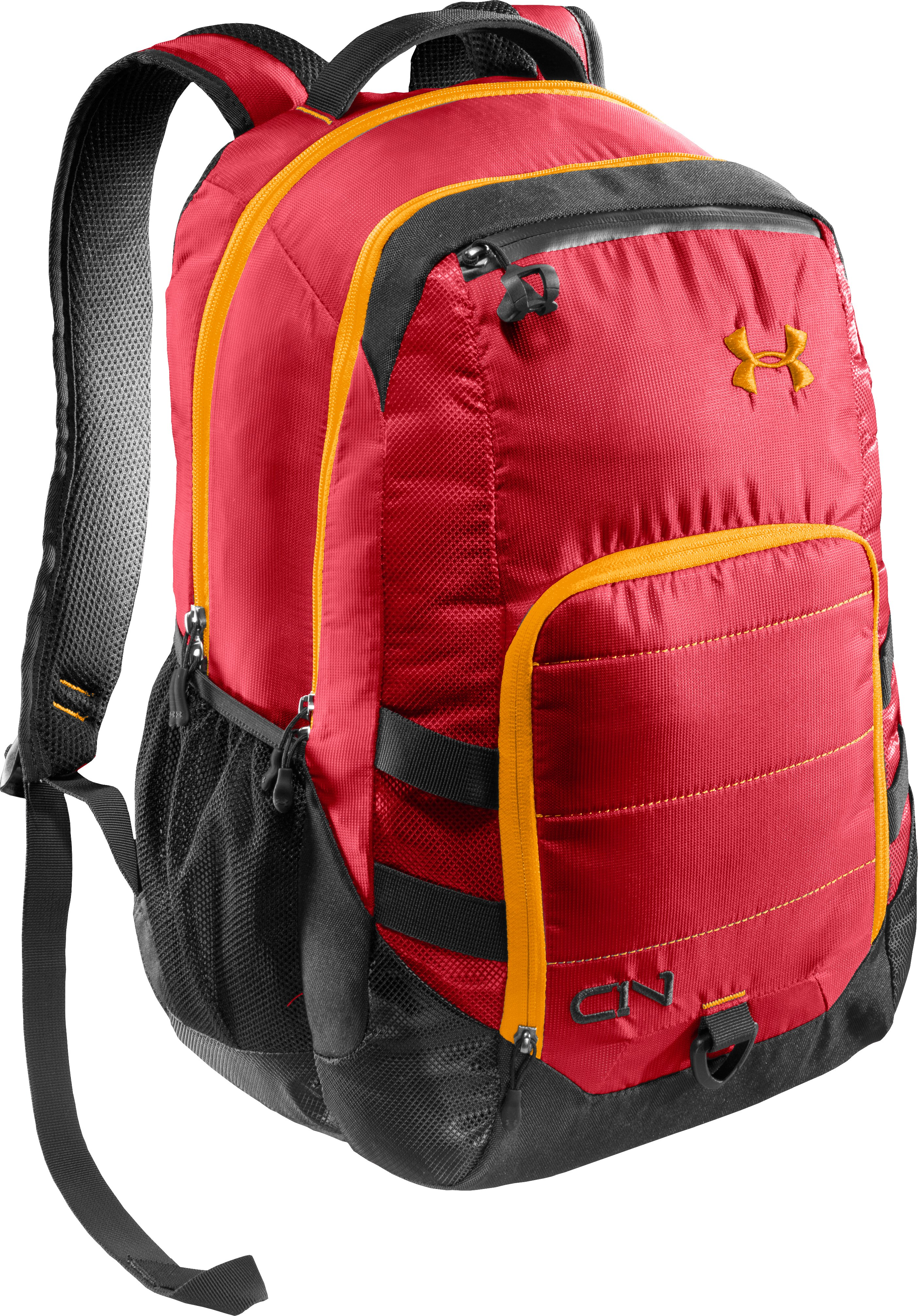 C1N Renegade Backpack, Red, zoomed image