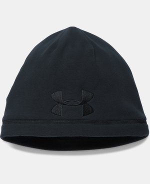 Men's UA Outdoor Fleece Beanie  1 Color $24.99