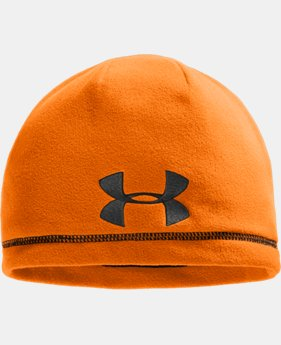 Men's UA Outdoor Fleece Beanie LIMITED TIME: FREE SHIPPING 1 Color $18.99