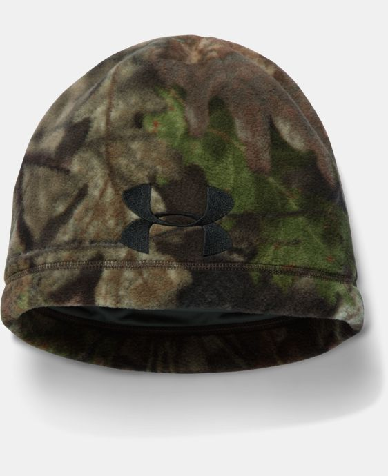 Men's UA Outdoor Camo Fleece Beanie LIMITED TIME: FREE U.S. SHIPPING 2 Colors $14.24 to $18.99