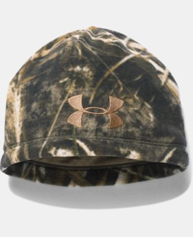 Men's UA Outdoor Camo Fleece Beanie LIMITED TIME: FREE U.S. SHIPPING 1 Color $24.99