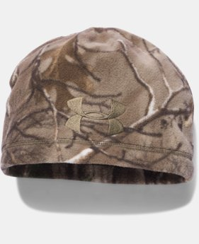 Men's UA Outdoor Camo Fleece Beanie  1 Color $24.99