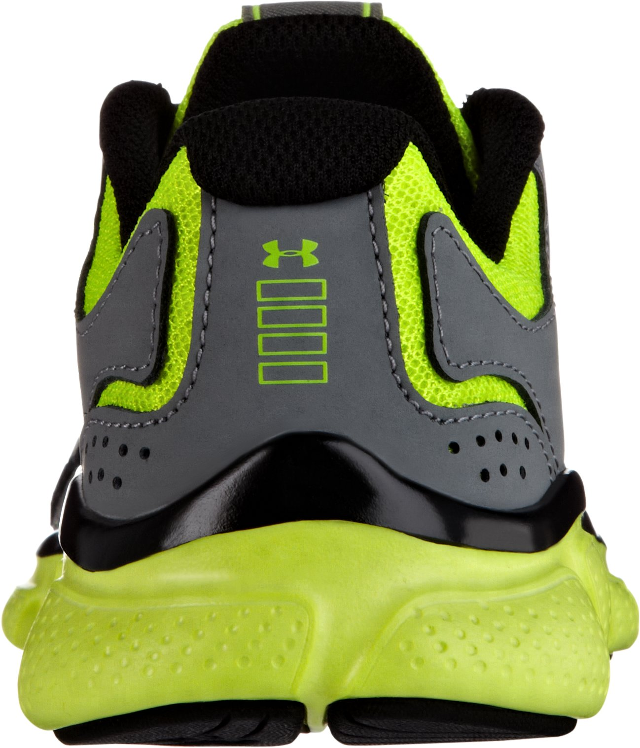 Boys' Pre-School UA Assert IV Shoes, Graphite, undefined