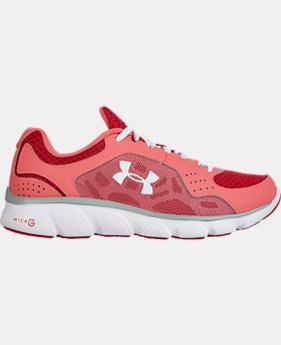 Girls' Grade School UA Micro G® Assert IV Running Shoes