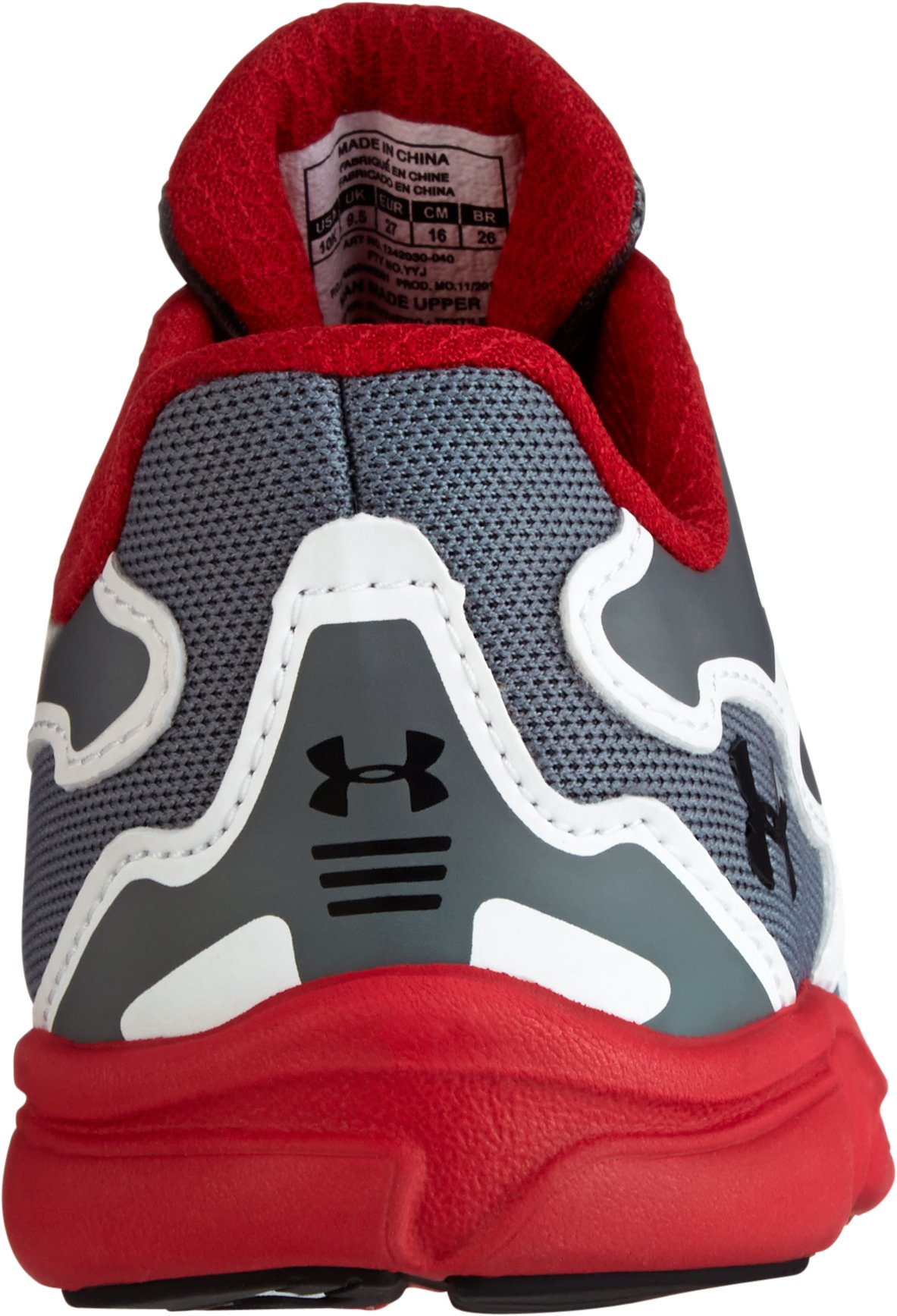 Boys' Infant UA Spine™ Evo Shoes, Graphite