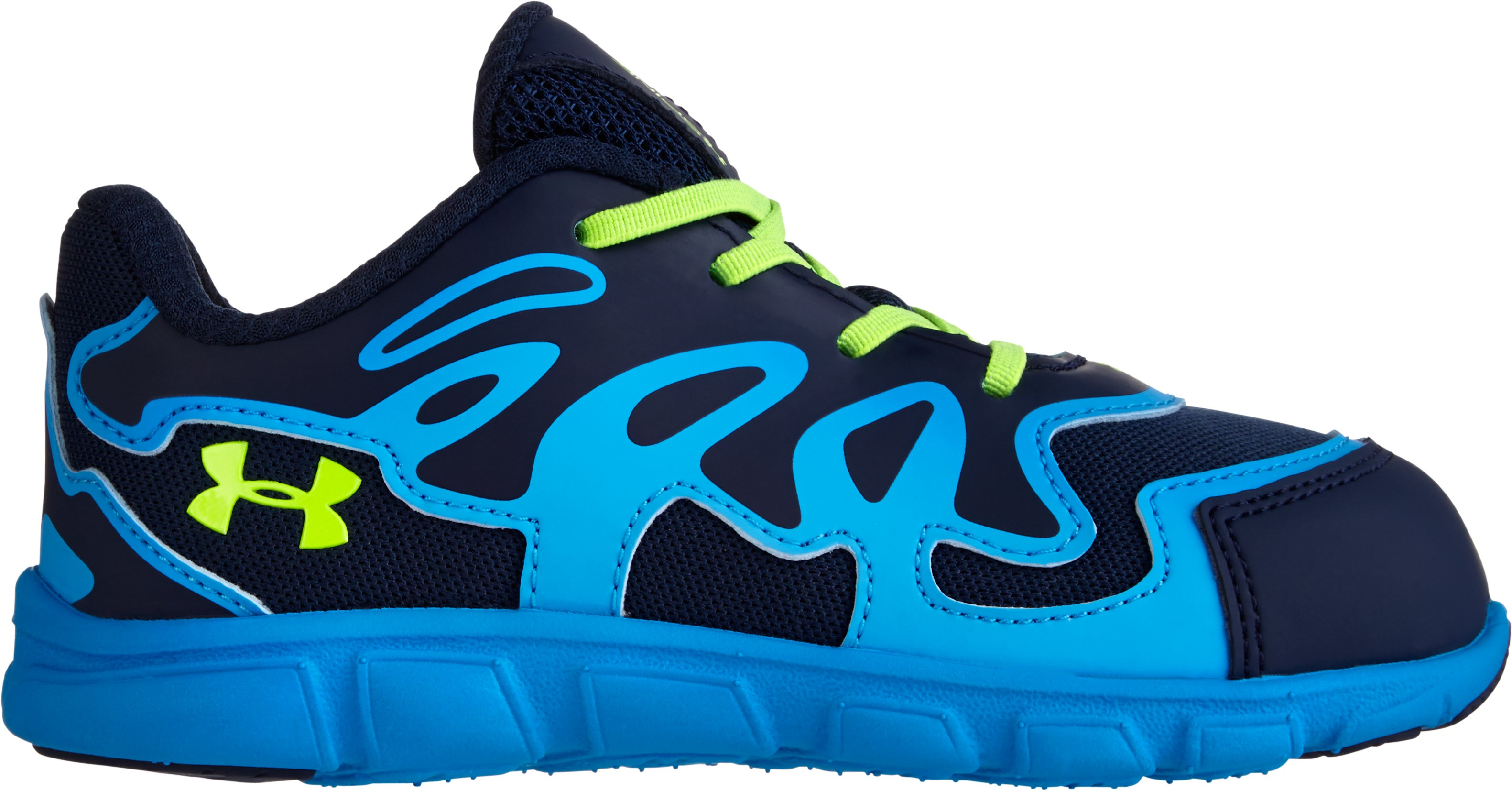 Boys' Infant UA Spine™ Evo Shoes, Midnight Navy