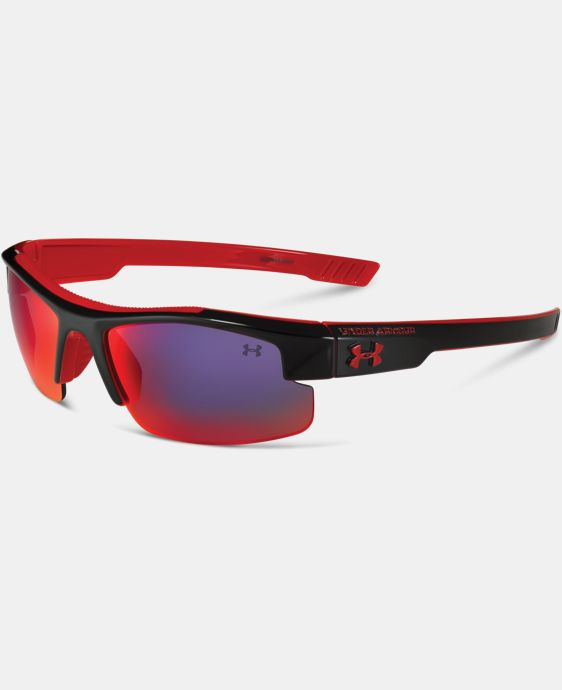 Kids' UA Nitro L Sunglasses LIMITED TIME: FREE U.S. SHIPPING 2 Colors $64.99