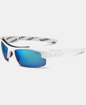 Kids' UA Nitro L Sunglasses LIMITED TIME: FREE U.S. SHIPPING 1 Color $64.99