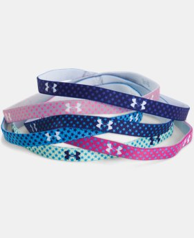 Girls' UA Graphic Mini Headbands