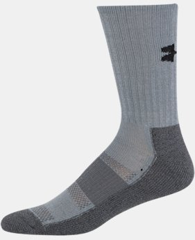 Men's UA Performance Crew Socks  1 Color $9.99