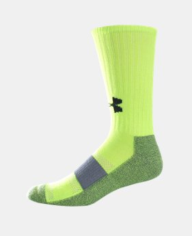 Men's UA Performance Crew Socks