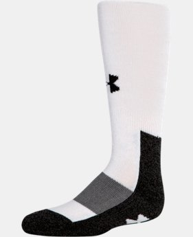 Kids' UA Performance Over the Calf Socks  1 Color $6.99