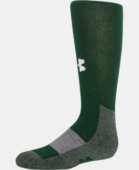 Best Seller Kids' UA Performance Over the Calf Socks  1 Color $8.99