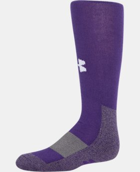 Kids' UA Performance Over-The Calf Socks