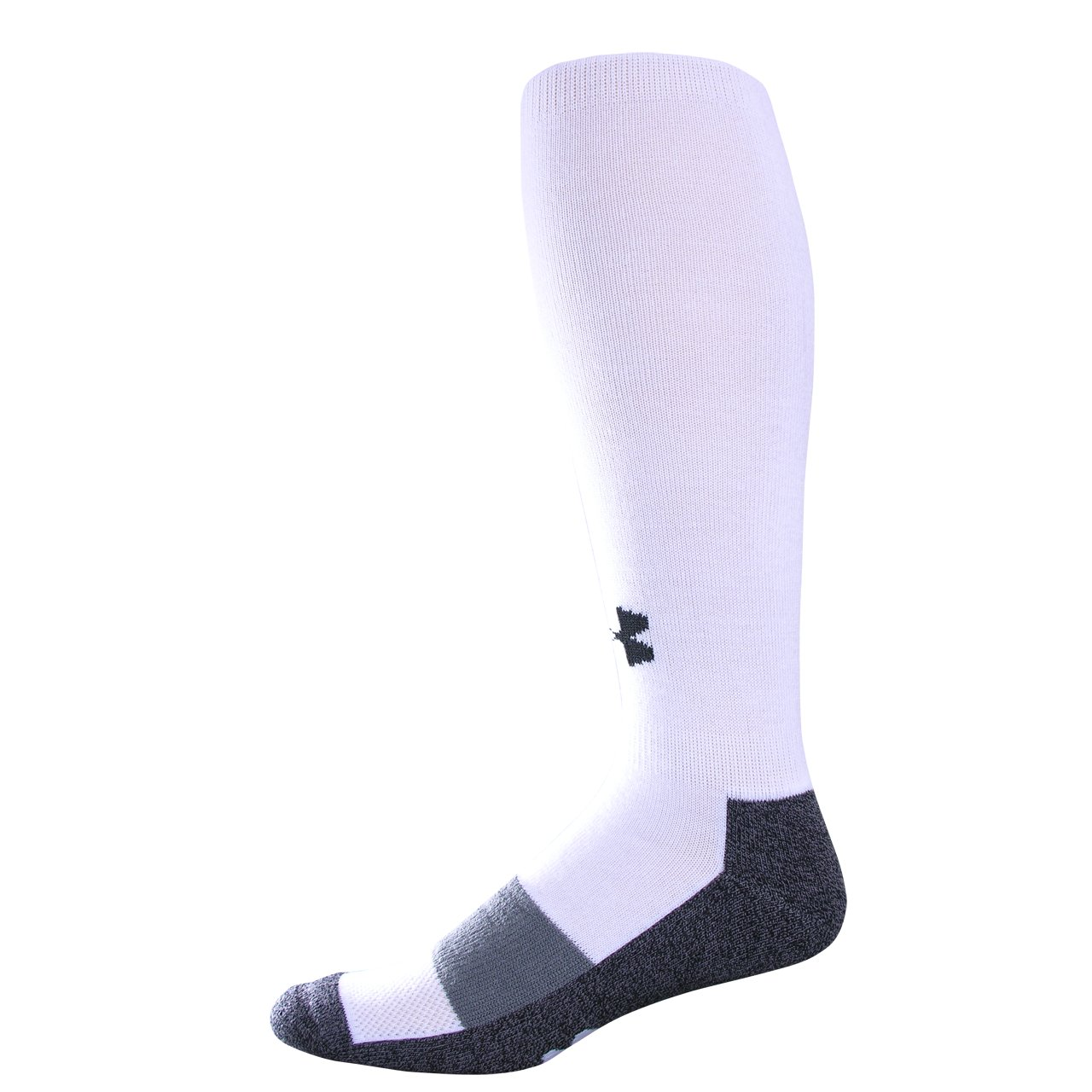 Men's UA Baseball OTC Socks, White