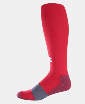 Youth Football Charged Cotton® OTC Socks
