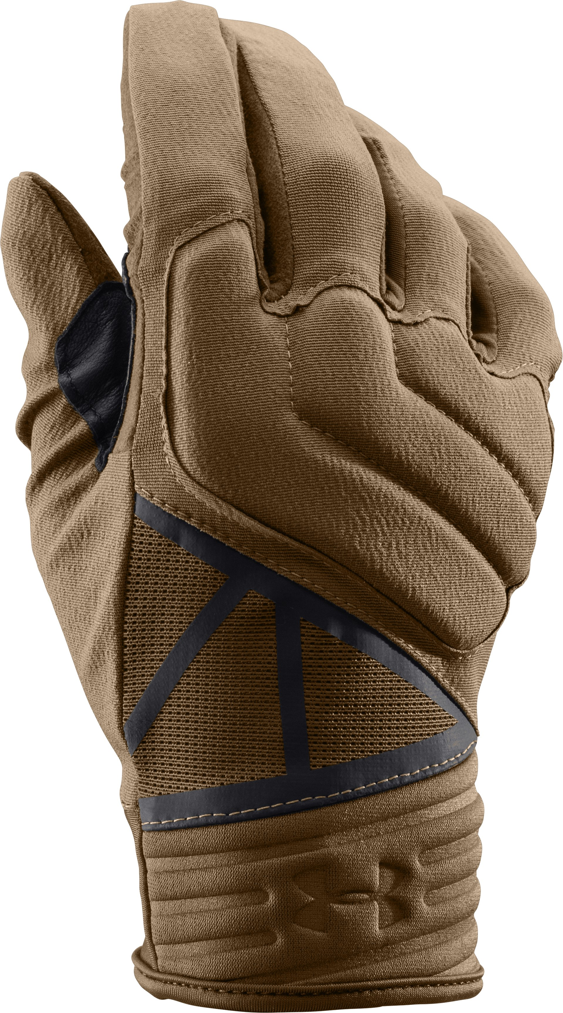 Men's UA Tactical Duty Gloves, Coyote Brown