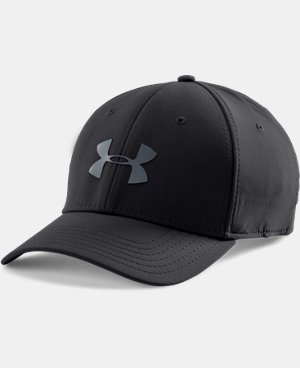 Men's UA Headline Stretch Fit Cap   $22.99