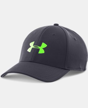 Men's UA Headline Stretch Fit Cap