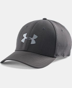 Men's UA Headline Stretch Fit Cap LIMITED TIME: FREE SHIPPING 1 Color $22.99