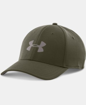 Men's UA Headline Stretch Fit Cap LIMITED TIME: FREE U.S. SHIPPING  $14.24 to $18.99