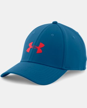 Men's UA Headline Stretch Fit Cap LIMITED TIME: FREE U.S. SHIPPING 1 Color $14.24 to $18.99