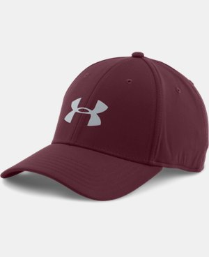 Men's UA Headline Stretch Fit Cap LIMITED TIME: FREE U.S. SHIPPING 1 Color $24.99