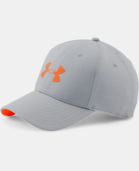 Men's UA Headline Stretch Fit Cap LIMITED TIME: FREE U.S. SHIPPING 4 Colors $14.24 to $18.99
