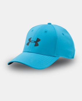 Men's UA Headline Stretch Fit Cap   $18.99