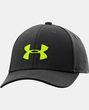 Boys' UA Headline Stretch Fit Cap  2 Colors $25.99