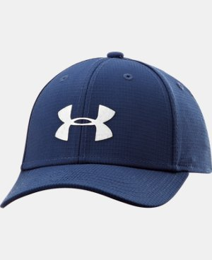 Boys' UA Headline Stretch Fit Cap LIMITED TIME: FREE U.S. SHIPPING  $12.74 to $16.99