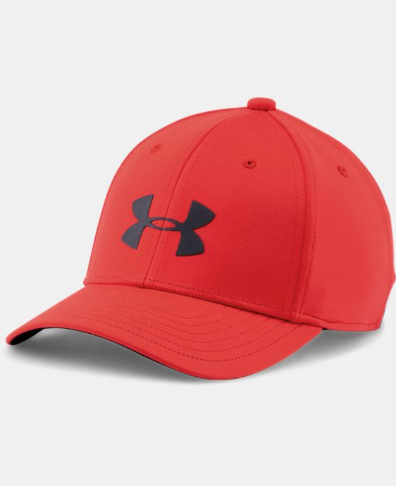Best Seller Boys' UA Headline Stretch Fit Cap LIMITED TIME: FREE U.S. SHIPPING  $13.99 to $21.99