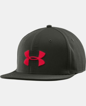 Men's UA Elevated Flat Brim Cap