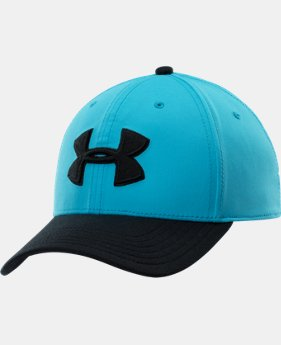 Men's UA Closer Low Crown Stretch Fit Cap