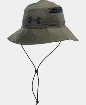 Men's UA Switchback Bucket Hat  2 Colors $20.99 to $26.99