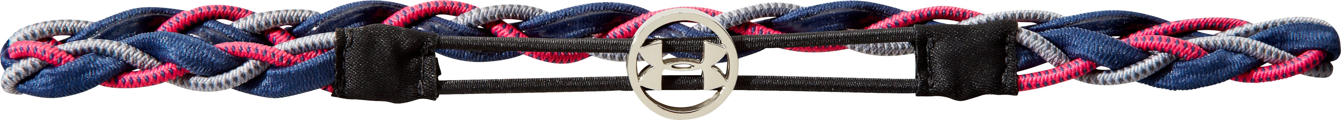 Women's UA All Charm Headband, Steel