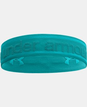Women's UA 2 In 1 Headband