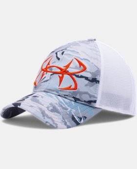 Men's UA Fish Hook Camo Adjustable Cap  2 Colors $24.99