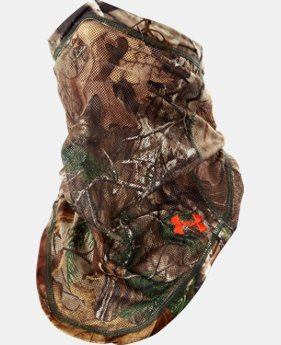 UA Camo Mesh Face Mask  1 Color $26.99
